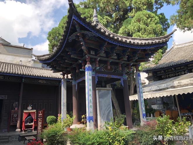 大理古城有座華麗古宅,紀念著一位雲南功臣,只收10元卻遊客稀少