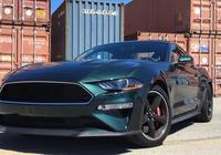 2020福特野馬Bullitt提價1215美元,與2019車型比較沒有什麼變化