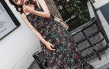 時尚優雅連衣裙,女神最愛的連衣裙