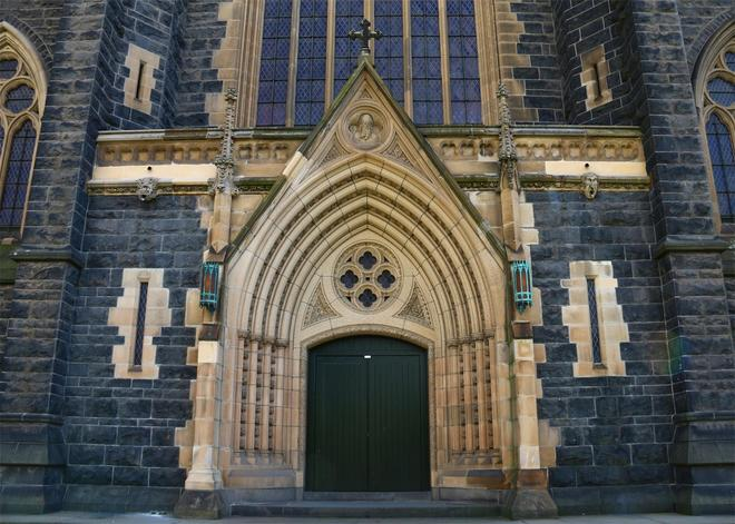 旅途中的風景:墨爾本聖帕特里克教堂是南半球最大最高的天主教堂