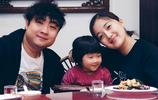 喜劇演員喬杉的老婆和女兒