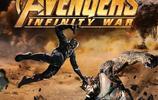《復仇者聯盟3》曝概念圖,雷神、綠巨人現身,黑豹大戰滅霸大將