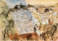 畢加索繪畫全集 水彩集