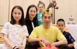 趙文卓與家人慶祝47歲生日 3子女全部出鏡超有愛