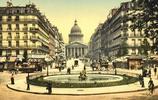 歷史圖:1905年的藝術之都,未燒掉的聖母院,雄偉壯觀的凱旋門