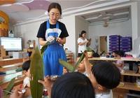 濰坊傳媒網端午節傳統文化宣傳日:端午走進幼稚園