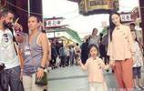 李小璐去日本卻不被罵,只因她和女兒穿了這衣服!