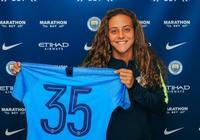 一家藍月!曼城女隊簽下貝爾納多-席爾瓦表姐