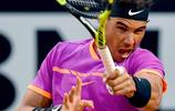 網球——意大利公開賽:納達爾晉級