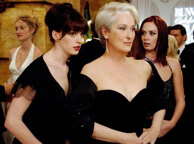 安妮海瑟薇十大經典角色,每一個都是一段經典的回憶,美好難忘!