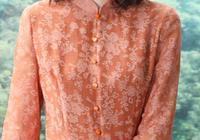 """老婆真不愧是""""古典淑女"""",穿這""""旗袍裙""""春遊,氣質優雅特迷人"""