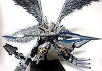 模玩控:天使降臨,巨臂天使高達