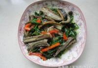 「韭菜鱔魚」
