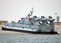 國產野牛氣墊船的作用有多大?