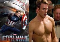 漫威英雄誰的身材最好?美隊胸肌好看,鋼鐵俠腹肌整齊,浩克搞笑