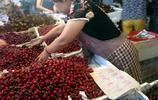 大姐的水果攤子這些天主要賣這好吃的美食,一天能賣500斤!