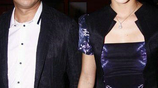 胡靜與老公的近照,老公不止是一位富豪,還是一枚男神