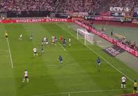 停球帶一步然後射空門!德國隊進球太容易
