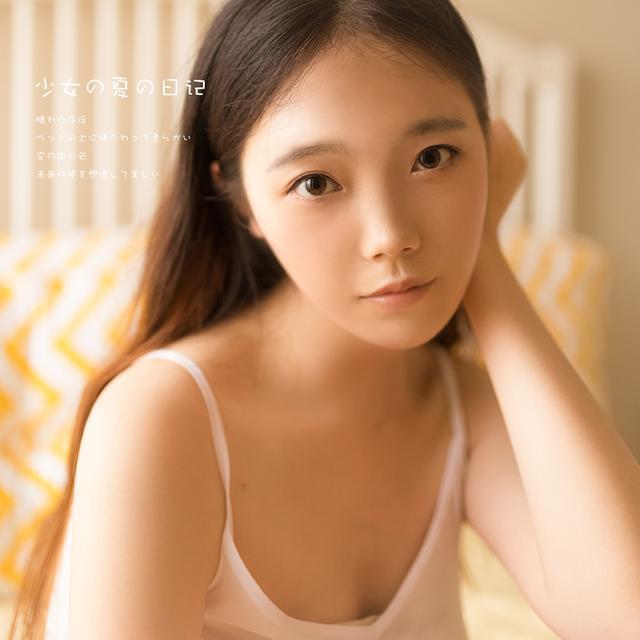 人像攝影:少女夏日日記