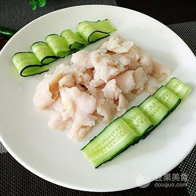 鮮椒魚片的做法