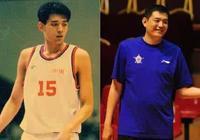 中國男籃黃金一代,亞洲最強的大前鋒,山東籃球的喬丹,壓制劉玉棟多年