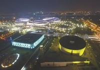 華燈璀璨 夜南京流光溢彩