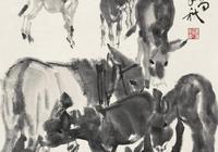 """""""驢""""價上漲,""""驢販子""""畫驢大師被點名要買他的驢"""