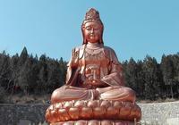 焦作最大的觀音菩薩像
