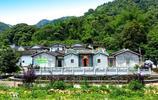 梅州豐順這個農村被譽為錦繡蓮花,位於大山上,遠望粵東第一瀑布