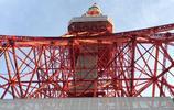東南亞遊玩 日本東京東京塔旅遊遊記 在眺望廳360度觀東京全景