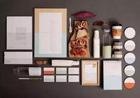 VI設計案例|一個公司的顏值是從企業VI開始的