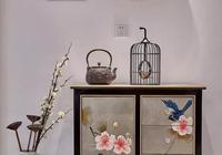 案例丨165㎡新中式風格家裝,客廳電視背景牆設計大有玄機!