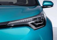 豐田進軍小型SUV市場,打造炫酷的C-HR,能幹本田XR-V嗎