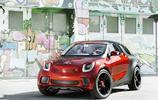 汽車圖集:Smart Forstars Concept轎車