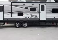 家人朋友戶外露營戶外派對的首選,實拍傑克28BH拖掛式房車