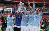 足球——足總盃:曼城奪冠 成就本土三冠王