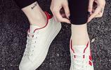 開學軍訓就要穿帆布鞋,這8款帆布鞋便宜又舒適