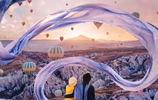 熱氣球:童話的世界夢想