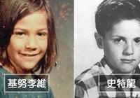 """29位國際""""巨星小時候""""的照片!傑森·史塔森小時候一點不MAN!"""