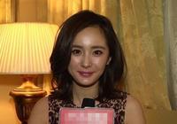 關於演員摳圖演戲,楊冪大膽把導演諷刺一番,旁邊的她表情亮了