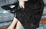 """有一冬裙,""""歐版""""過膝裙,款款高貴迷人,670後穿,國色天香"""
