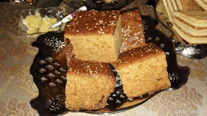新疆糕點,天然食品