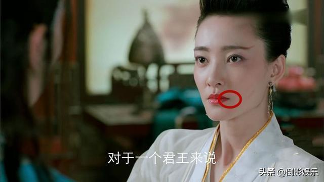 封神演義:蘇妲己被子虛扇耳光時,為什麼她要用一秒鐘換個口紅?