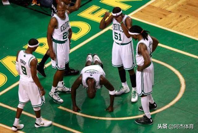 生涯15進全明星有多難?翻遍整個NBA歷史,也僅這五人做到
