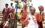 非洲土豪婚禮現場實拍,奢華程度不是一般