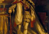 疼老婆的威廉四世,為給王后做胸針,拆了老爸喬治三世的勳章