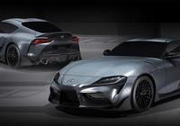 豐田Supra TRD概念車曝光 碳纖維部件附身