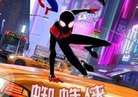 今日推薦《蜘蛛俠:平行宇宙》每天一部好電影,每一部都堪稱經典