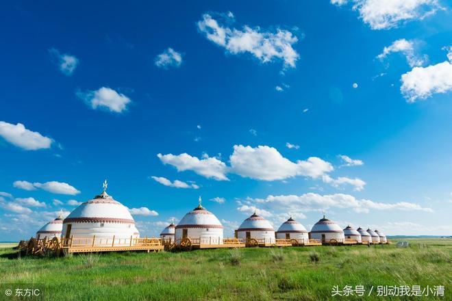 內蒙古五大元旦旅遊景點,誰說內蒙古的冬天不好玩?