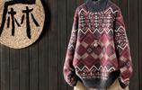 """我滴媽!又一種""""復古毛衣""""火的,暖嫩洋氣,不打扮也能美美過冬"""